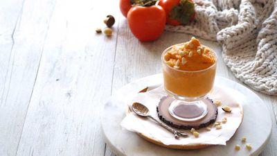 "Recipe: <a href=""http://kitchen.nine.com.au/2017/05/03/14/29/persimmon-ice-cream"" target=""_top"">Persimmon ice-cream</a>"