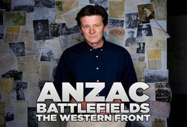 Anzac Battlefields: The Western Front