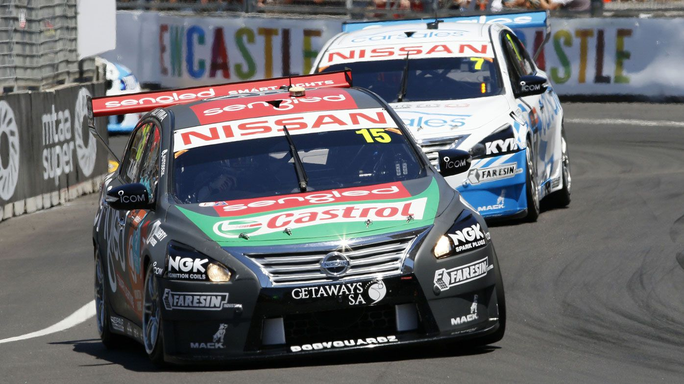 Nissan withdraws Supercars support