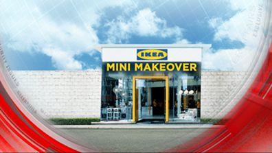 Ikea's mini-makeover
