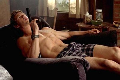 Jason (Ryan Kwanten) deep in thought...