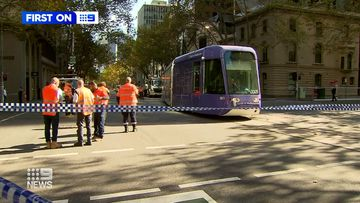 Tram passengers put in danger every day