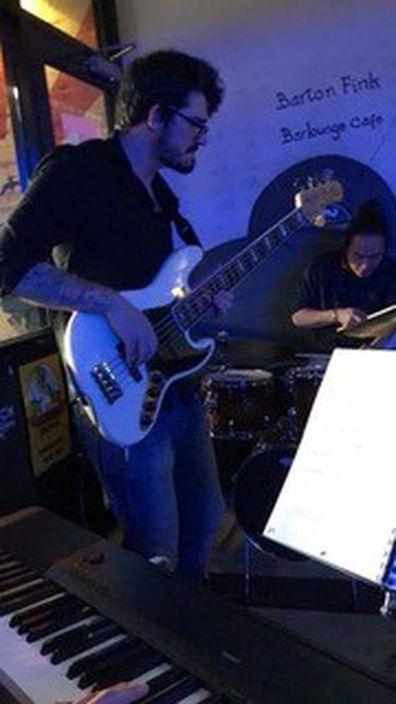Jake musician turned music teacher