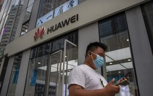 UK to exclude Huawei from role in high-speed phone network