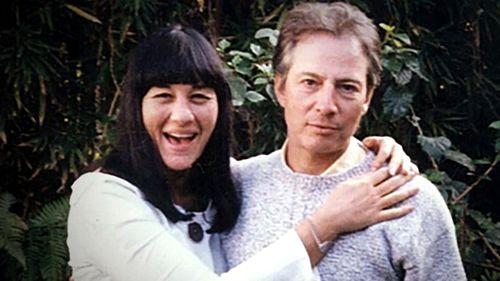 Роберт Дерст и Сьюзан Берман, дочь бандита из Лас-Вегаса, которую нашли лицом вниз в бассейне Лос-Анджелеса.