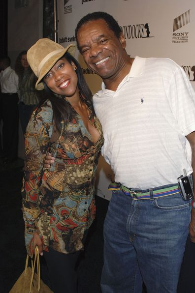 Regina King, John Witherspoon