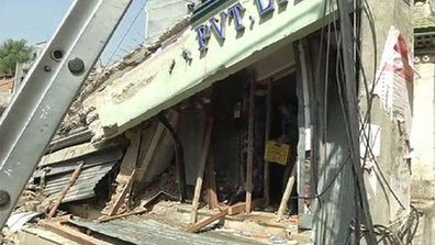 Second deadly quake rocks Nepal (Gallery)