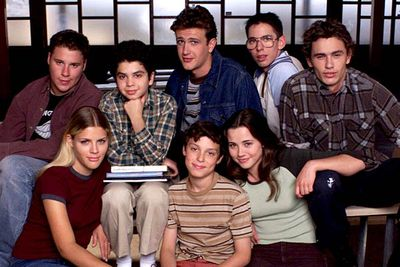<B>Ran from:</B> 1999 to 2000. This high-school dramedy revolved around two siblings and their social outcast friends.<br/><br/><B>The snub:</B> This short-lived comedy/drama series set in the early '80s rapidly picked up a cult following because of its delightfully quirky characters and unique plot. Though it was produced by Judd Apatow (who's since become a Hollywood power player) and boosted the fledgling careers of actors like Seth Rogen, Jason Segal, Linda Cardellini and James Franco, the Emmys completely overlooked its brilliance. So did TV execs — it was axed after just 12 episodes.