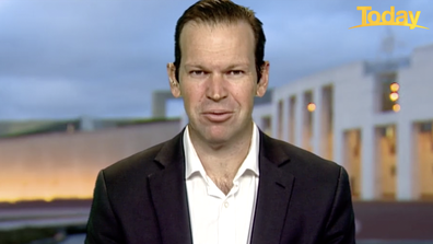 The spill motion was moved by Nationals Senator Matt Canavan this morning and comes after days of speculation over the leadership of the party.
