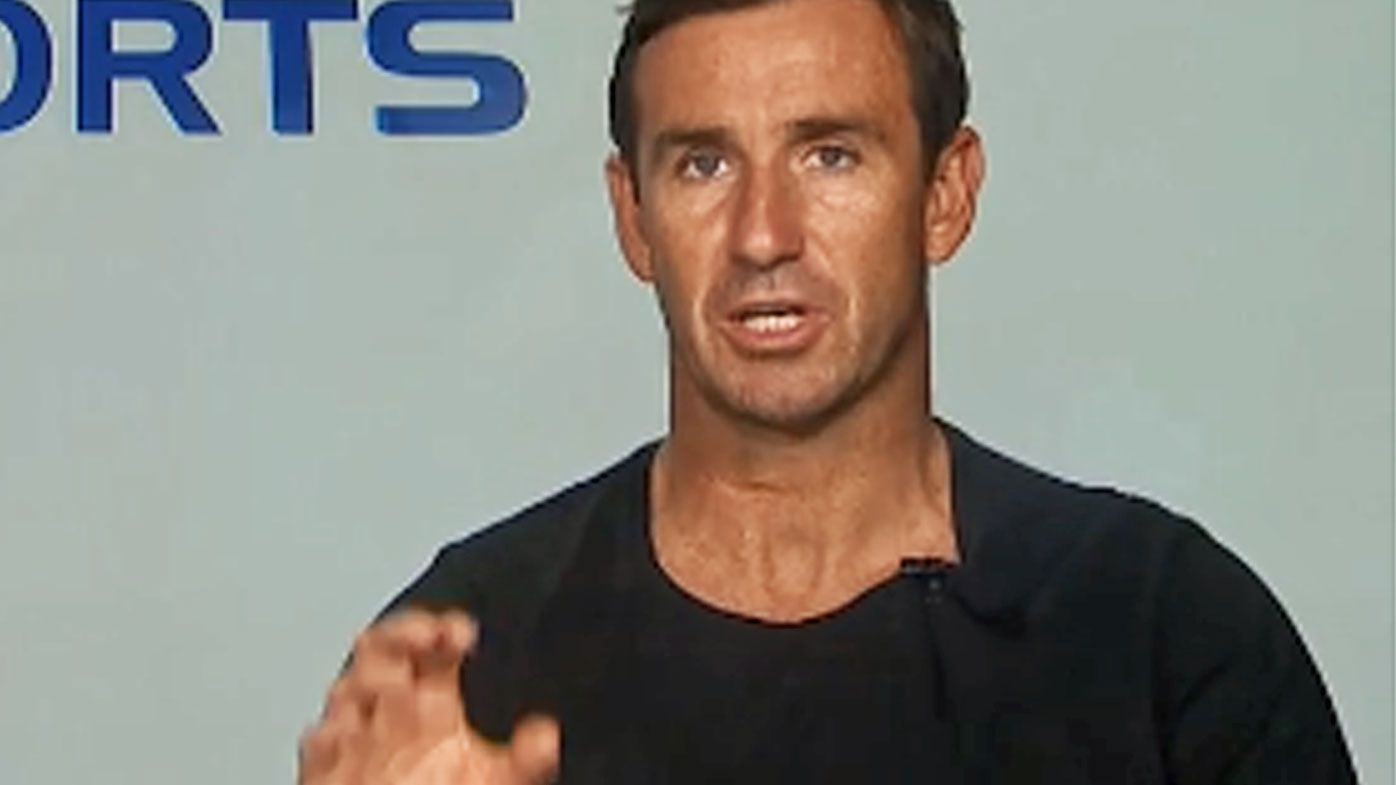 Andrew Johns backs Phil Gould to coach Penrith Panthers after Anthony Griffin's departure