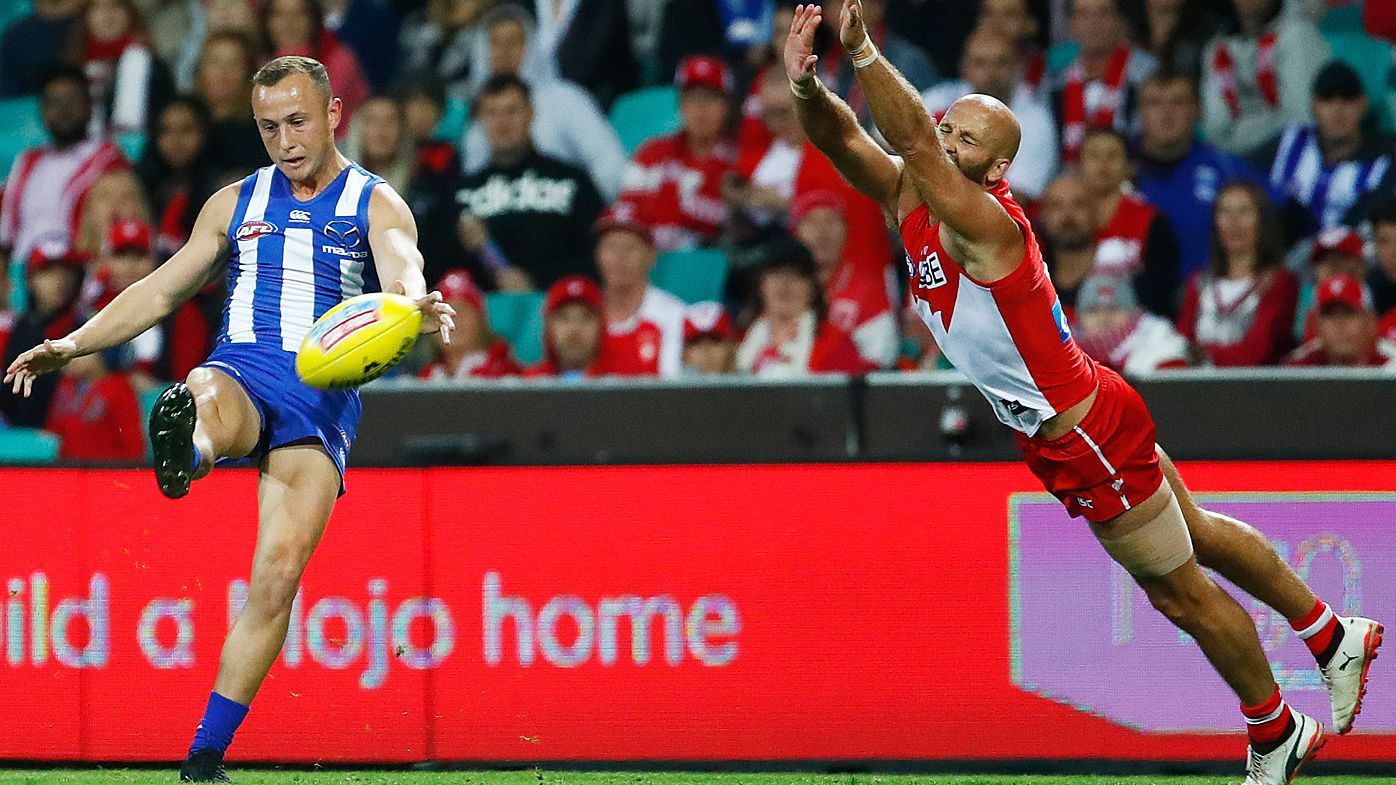 AFL all-clear for North's contentious goal