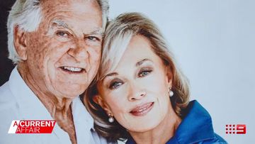 Bob Hawke's widow shares important breast cancer message