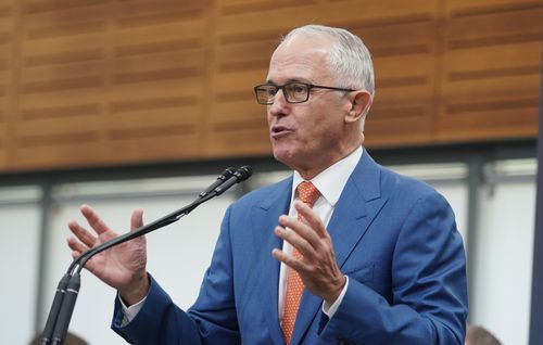 Mr Turnbull has Prime Minister Malcolm Turnbull has promised to keep advocating globally for open markets. (AAP)