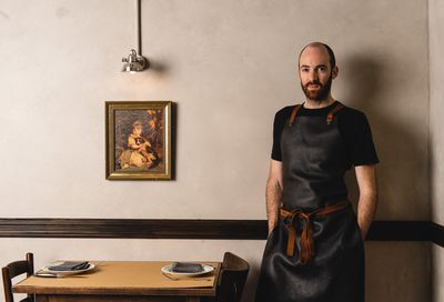 Pip Pratt, eExecutive chef The Gidley and Bistecca
