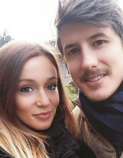 Gloria Trevisan and Marco Gottardi. (Supplied)