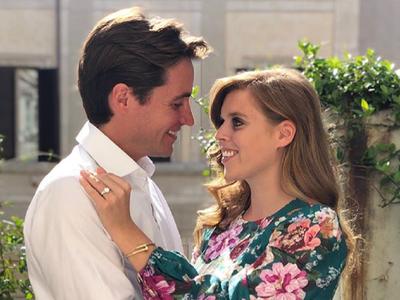 Princess Beatrice and Edoardo Mapelli Mozzi announce their engagement