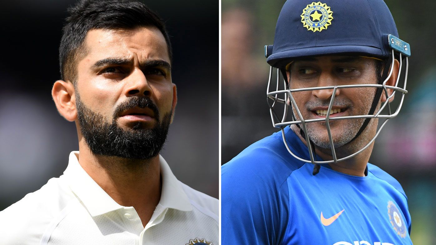 Kohli's call for Dhoni