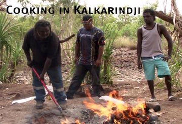 Cooking in Kalkarindji