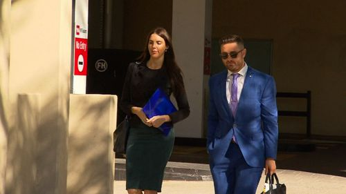 Former Married at First Sight bride Tracey Jewel has revealed she filed for bankruptcy in a Perth court today.