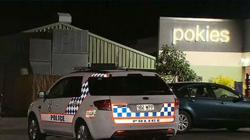 Masked men hold up Brisbane pub with hammer and bolt cutters