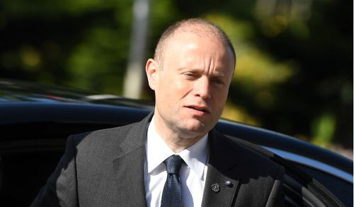 Maltese PM Joseph Muscat is refusing to assist with the problem. Image: AAP
