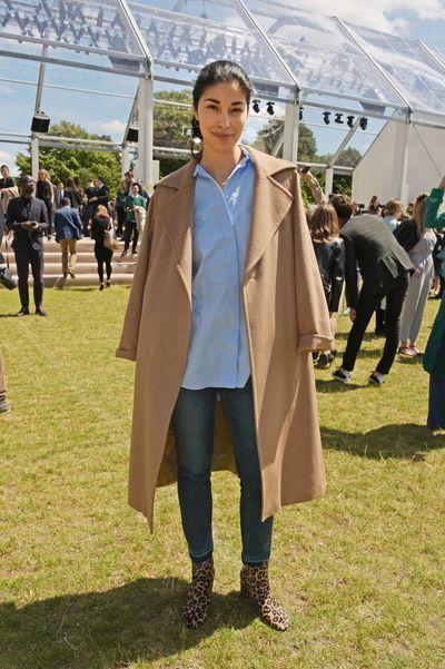 <p>Fashion director&nbsp;Caroline Issa</p>