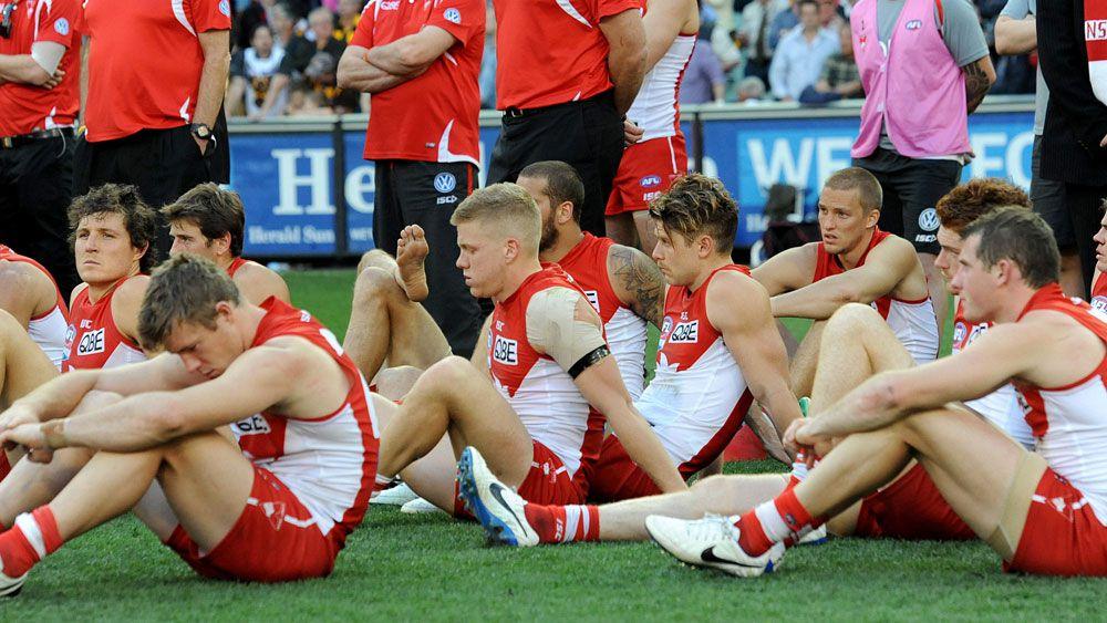 2014 grand final loss still haunts Swans
