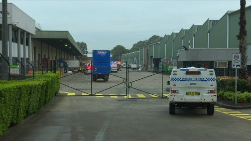 A police investigation into the crash has since been launched.
