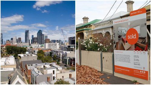 Melbourne house prices increase by five percent