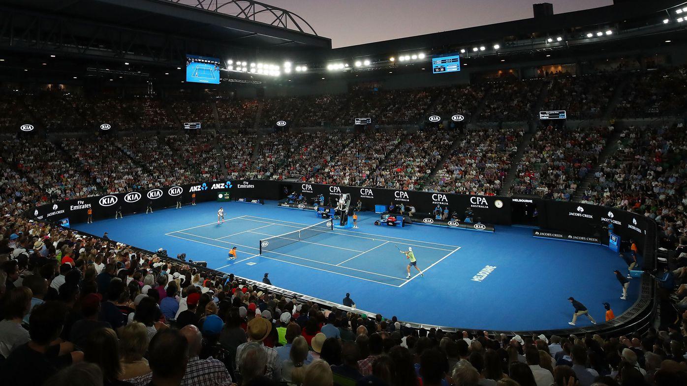 tennisstadiums