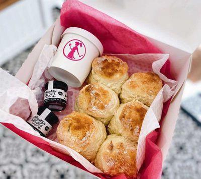 Sunday Baker's Queen Lizzie Scones – NSW