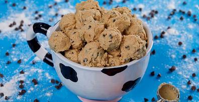 Ben & Jerry's edible cookie dough