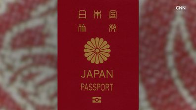 The Japanese passport is now the most powerful in the world.