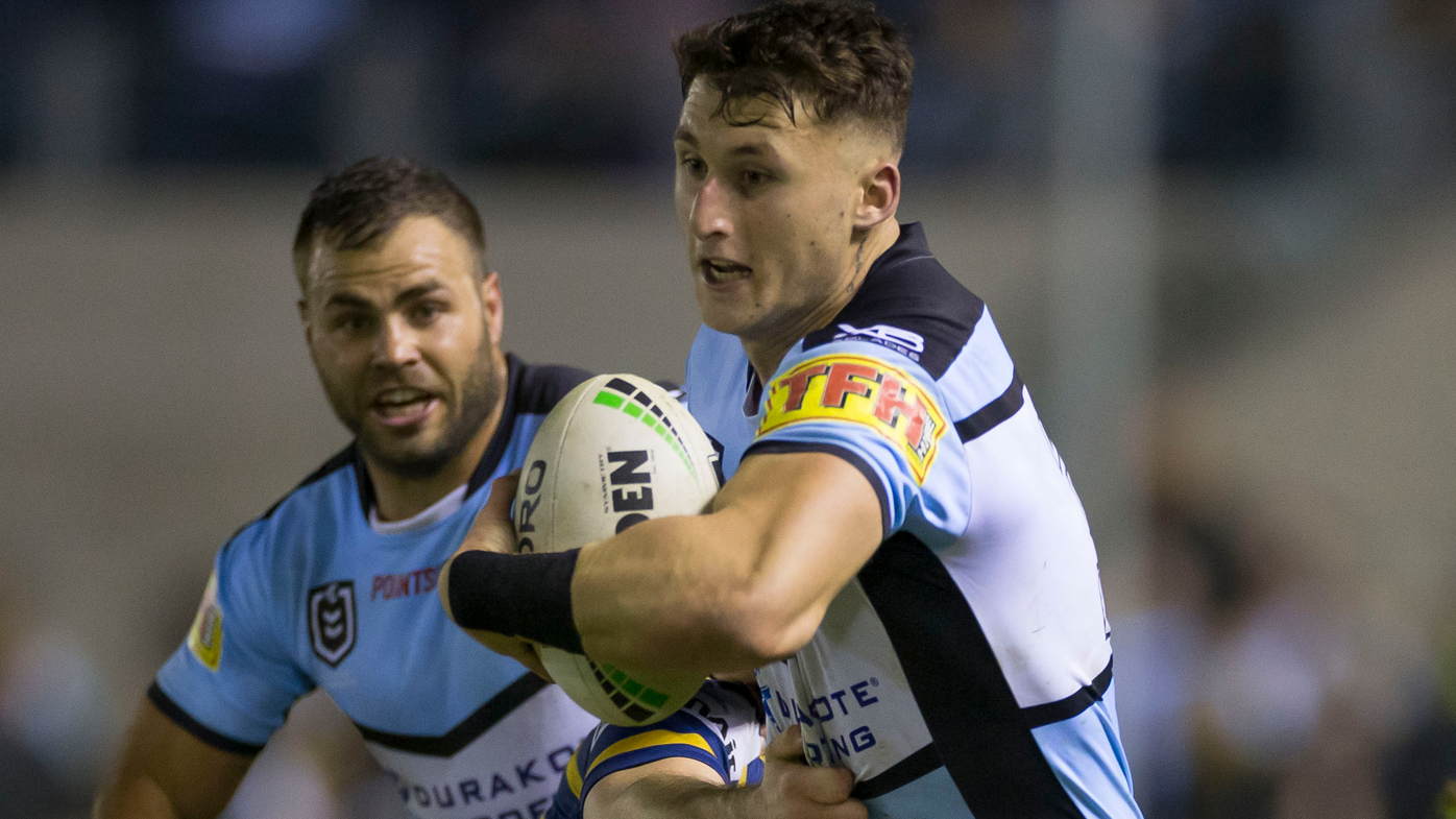 Bronson Xerri scores brace as Sharks tear Eels defence apart