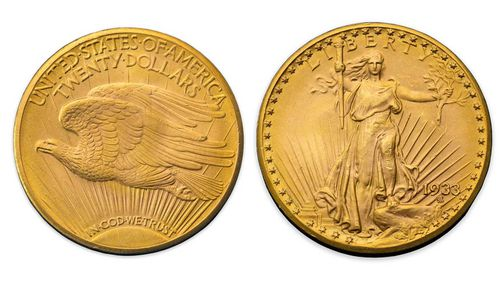 The 1933 Double Eagle is the world's most valuable coin.