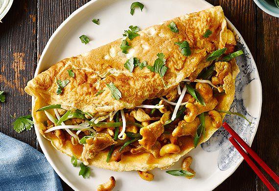 Omelette recipes