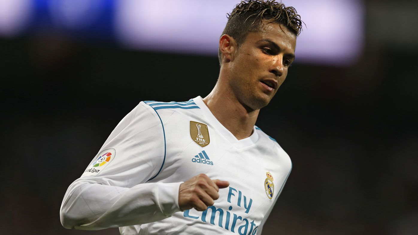 Cristiano Ronaldo's backheel flick saves Real Madrid in La Liga