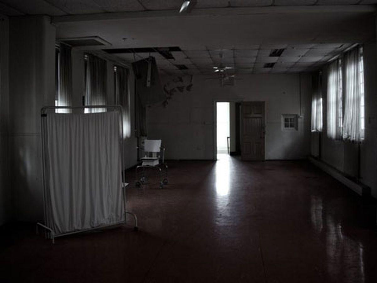 Abandoned Kenmore Insane Asylum Undoubtedly Haunted