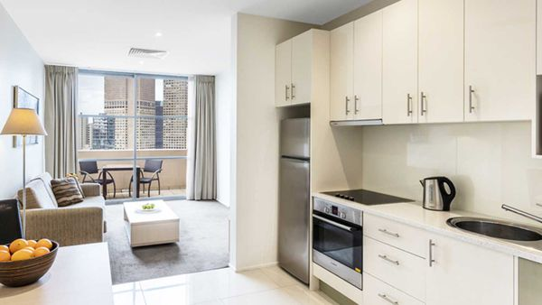 Oaks on Lonsdale serviced apartments