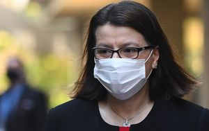 Victoria hotel quarantine: Health minister Jenny Mikakos stripped of responsibilities