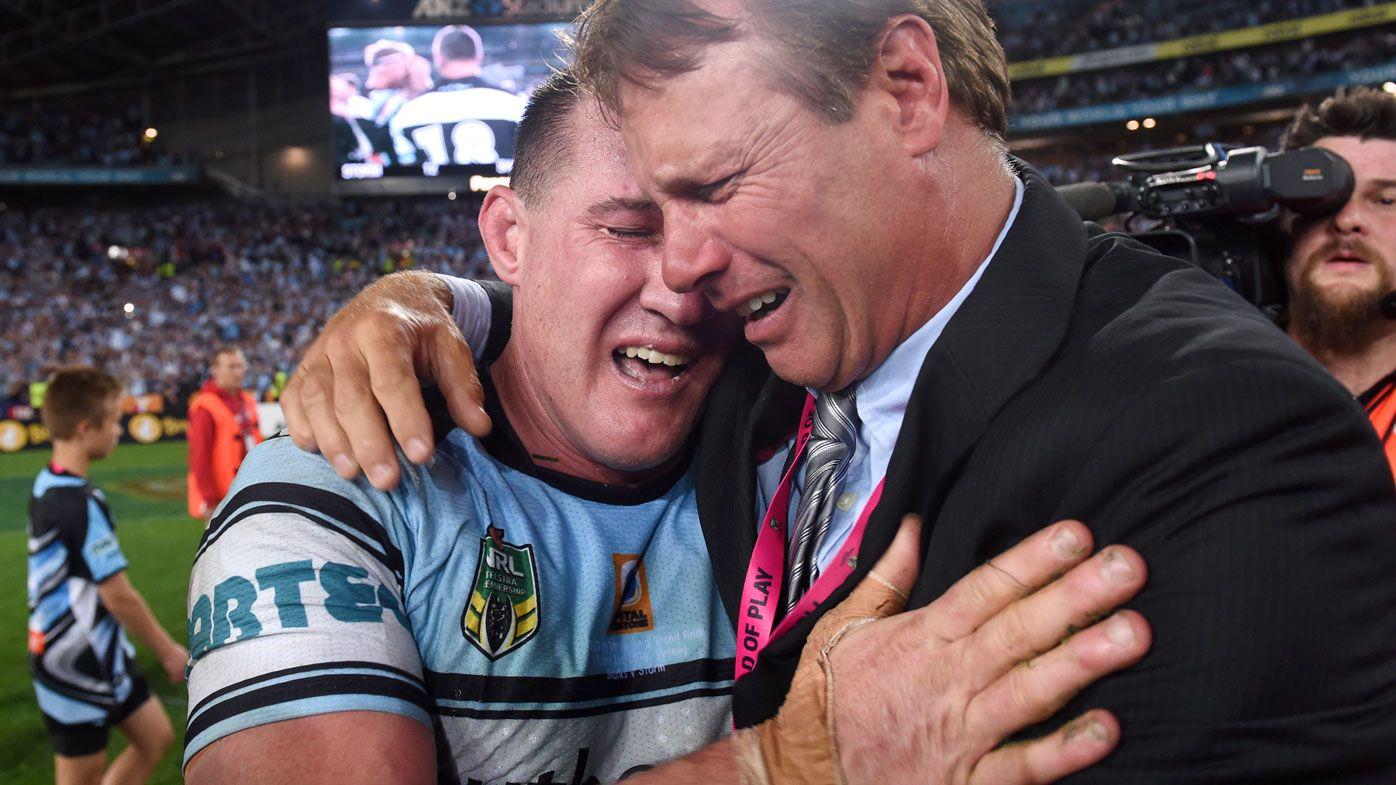 Paul Gallen would quit Cronulla Sharks, NRL if premiership ever stripped