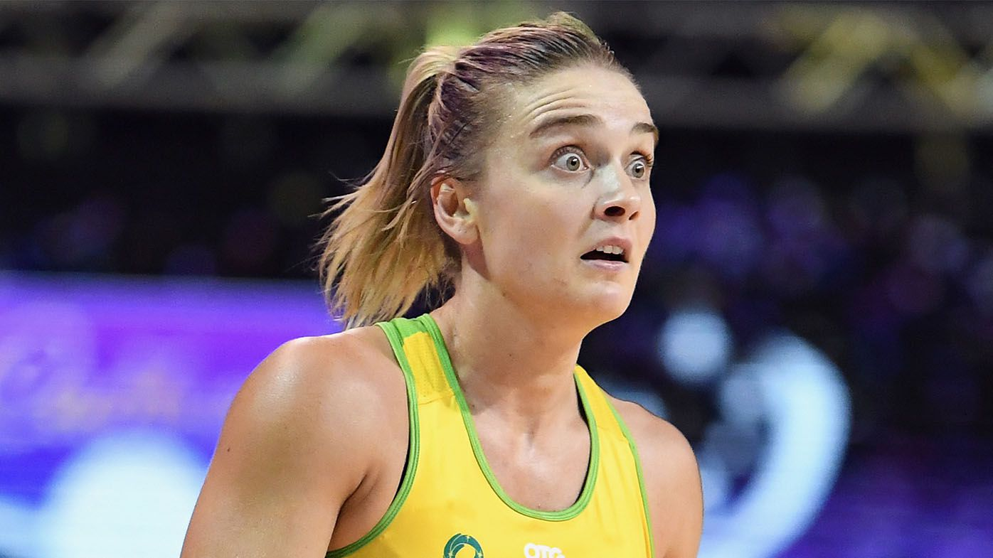 Legends' unanimous candidate for Diamonds skipper leads Australia to victory in Constellation Cup