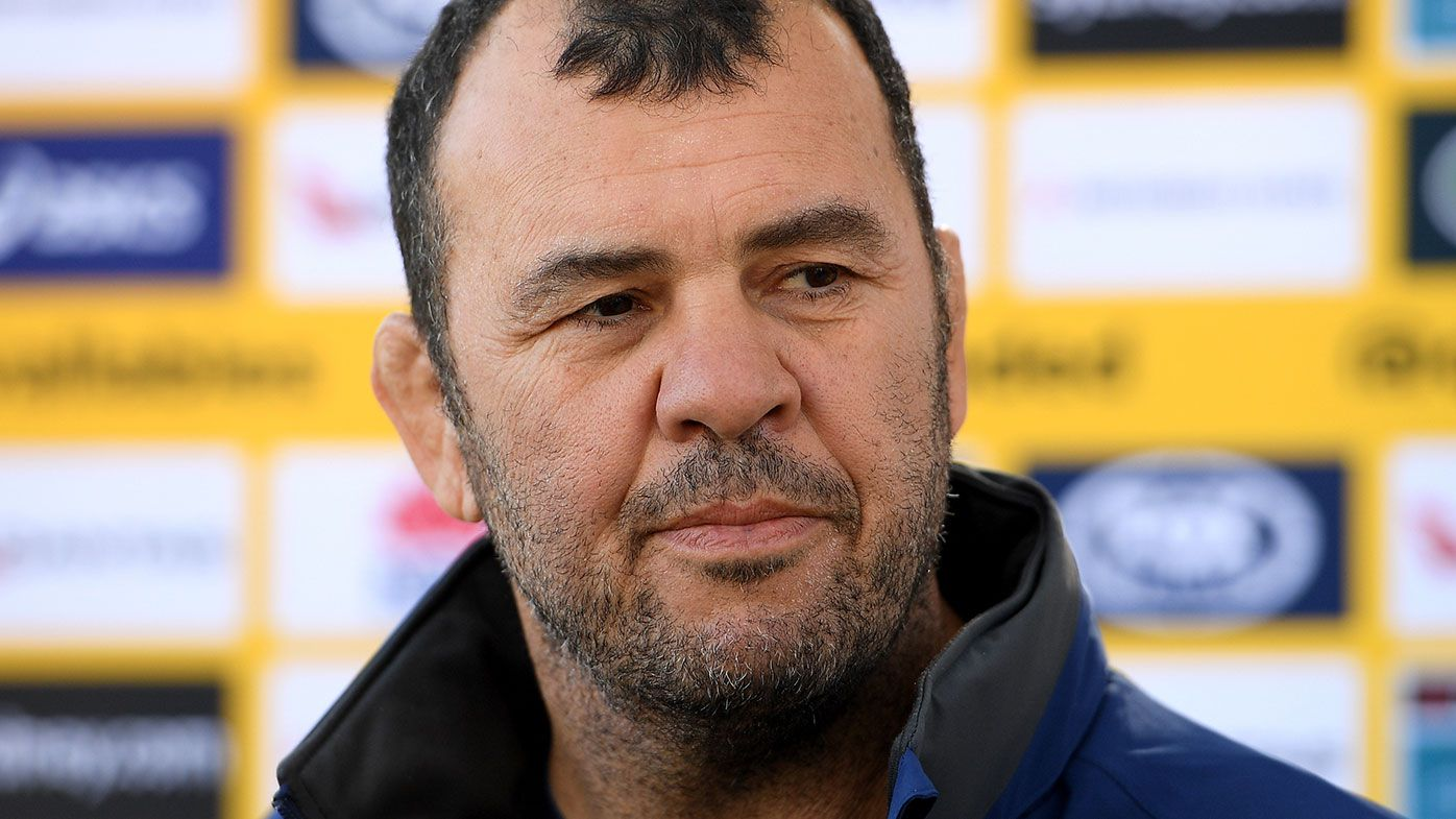 Cheika will see out Wallabies contract: RA