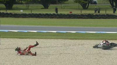 Honda star Marc Marquez claims Australian MotoGP pole