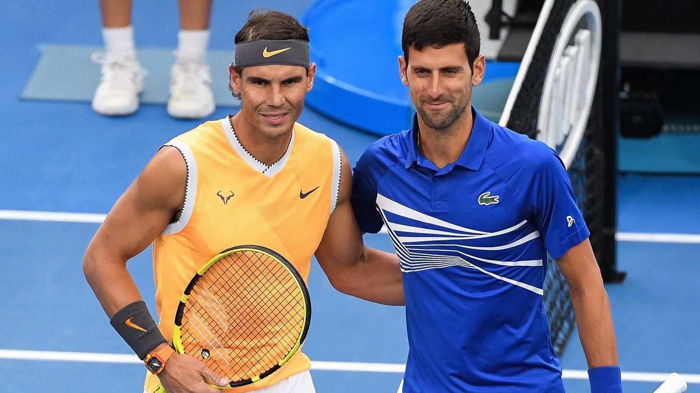Jim Courier names Novak Djokovic as 'overwhelming favourite' for Australian Open