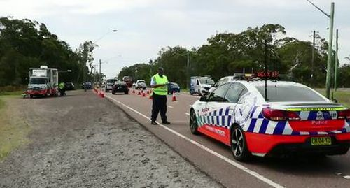 Police will be able to test for a wider range of substances. Image: 9News