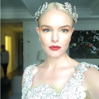 From red carpet arrivals to pre-game selfies, the MET Ball's beauty looks are as surprising as they are enchanting.