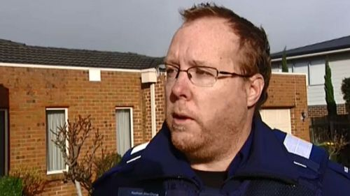 Nathan MacDonald from the Department of Environment, Water, Land and Planning. (9NEWS)