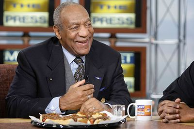Actor and comedian <b>Bill Cosby</b> once left a $3 top on a $350 bill. That's a tip of less than 1% of the bill…and this coming from a well-known humanitarian. He probably thinks the chefs and wait staff should get out of the kitchen and start working for a better cause.