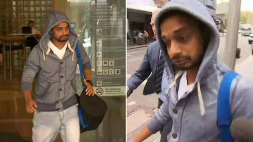 It is alleged Lidcombe man Pardeep Lohan tried trafficking his own wife and a two-month-old girl. (9NEWS)